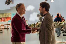 "Tom Hanks and Matthew Rhys star in ""A Beautiful Day in the Neighborhood."""