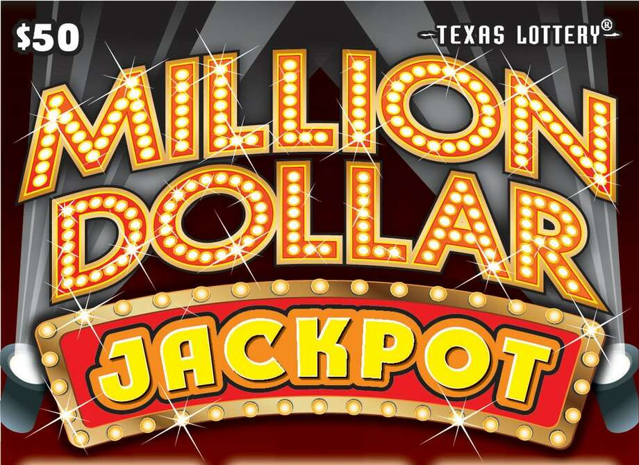 A San Antonio resident won $1 million from a Texas lottery scratch-off game. Photo: Texas Lottery Commission
