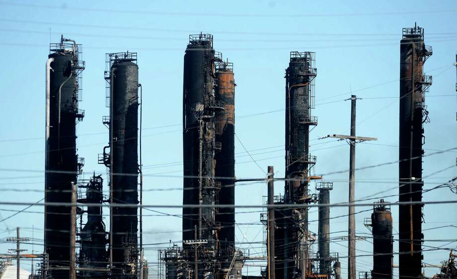 TPC Group chemical plant in Port Neches Photo: Kim Brent / The Enterprise / BEN