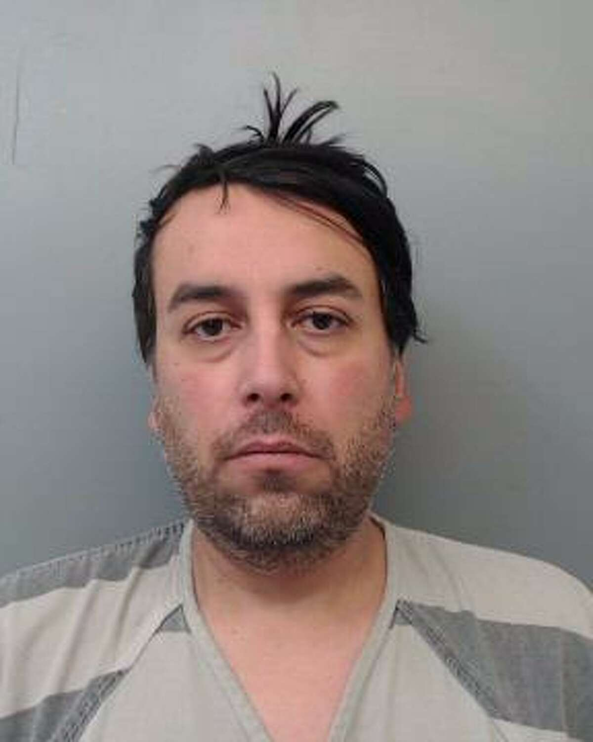 Rodrigo Guerra Jr., 39, was arrested and charged with criminal mischief.