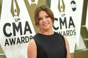 Martina McBride arrives at the 53rd annual CMA Awards at Bridgestone Arena last month in Nashville, Tenn.
