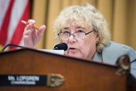 UNITED STATES - SEPTEMBER 24: Chairwoman Zoe Lofgren, D-Calif., conducts a hearing titled Oversight of the Trump Administrations Muslim Ban, in Rayburn Building on Tuesday, September 24, 2019. The hearing was held jointly by the House Judiciary Subcommittee on Immigration and Citizenship and the Foreign Affairs Subcommittee on Oversight and Investigations.