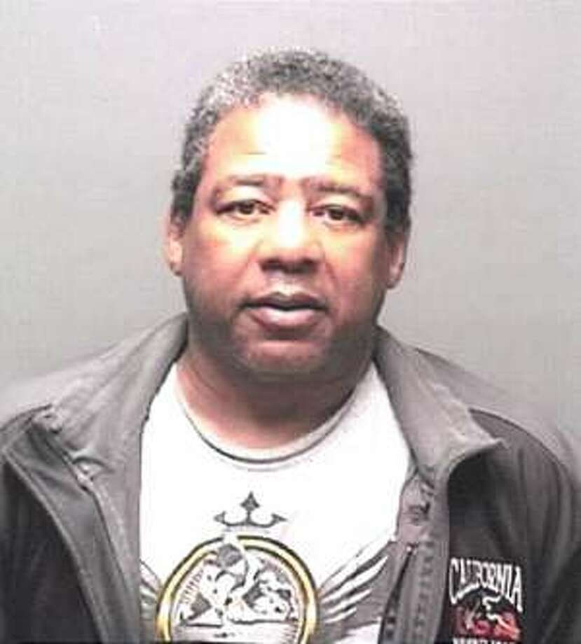 Bruce Shelton, a 2016 California Wrestling Hall of Fame Lifetime Service Award recipient, was arrested by San Jose police. Photo: San Jose Police Department
