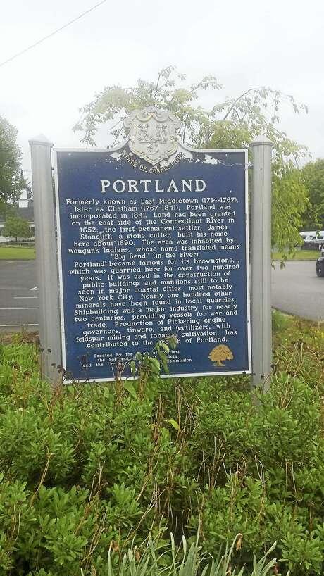 Portland, CT Photo: Hearst Connecticut Media File