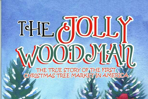 """Kent resident E. Barrie Kavasch will read aloud the book, """"The Jolly Woodman: The True Story of the First Christmas Tree Market in America"""" Dec. 14, 2019 at 2 p.m."""