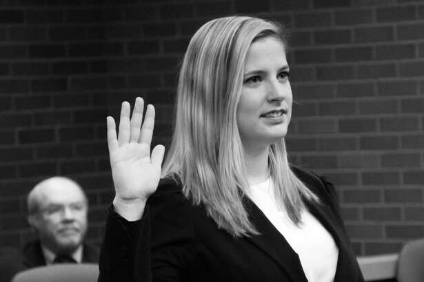 Meghan M. Lyon of New Milford was recently officially sworn in as a lawyer licensed to practice law in the State of Connecticut.