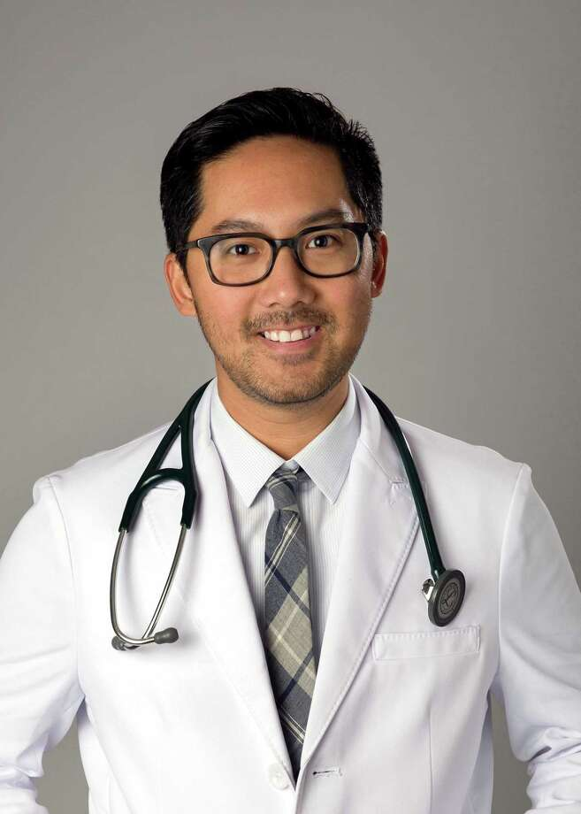 Middletown pediatrician Dr. Duyet Tran Photo: Contributed Photo