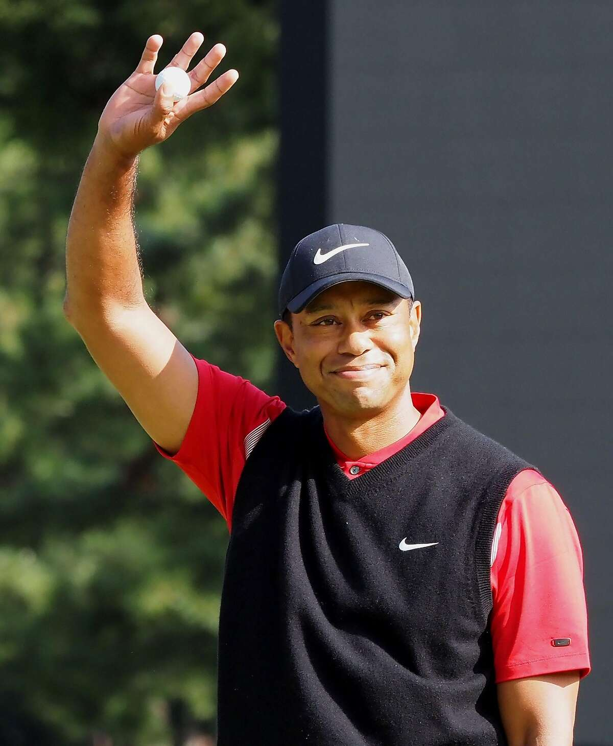Tiger Woods won the Zozo Championship last year - when the tournament was in Japan. It was moved to Sherwood CC in Thousand Oaks this year because of the pandemic.