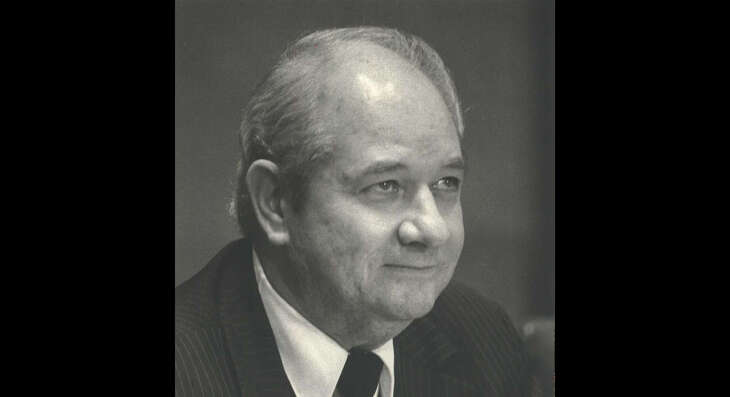 Former District A City Councilman Larry Mckaskle in 1987.
