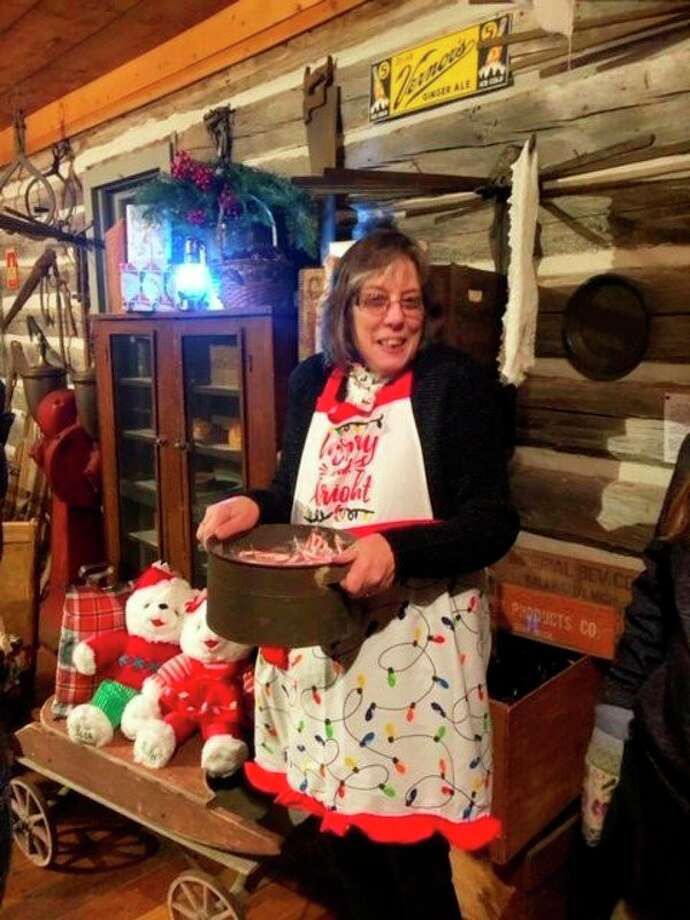 The Historic White Pine Village's White Pine Christmasbringstogether the traditions of the past and present. (Courtesy photo)