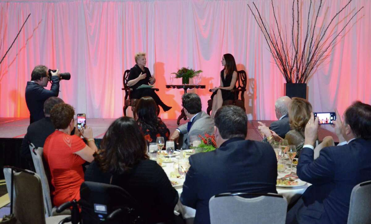 A Junior League of Greenwich event celebrating the organization's 60th year of service drew in hundreds of supporters and members of the agency.