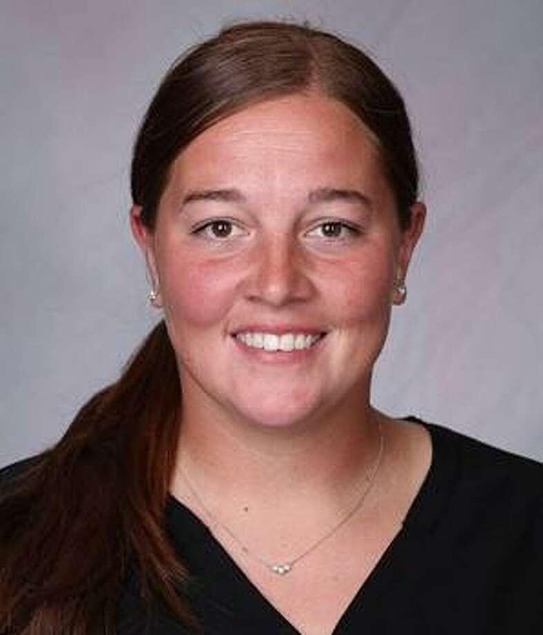 Yale soccer coach Sarah Martinez Photo: Yale Athletics / Contributed Photo