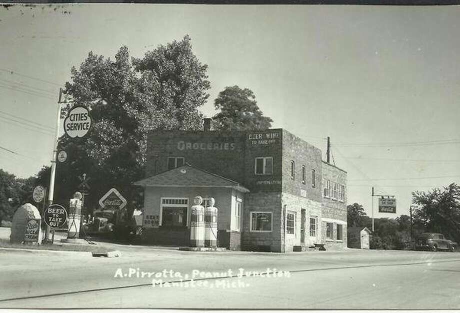 Peanut Junction was located in Parkdale for many years near the intersection where Burger King is now located and is shown in this 1950s photograph.