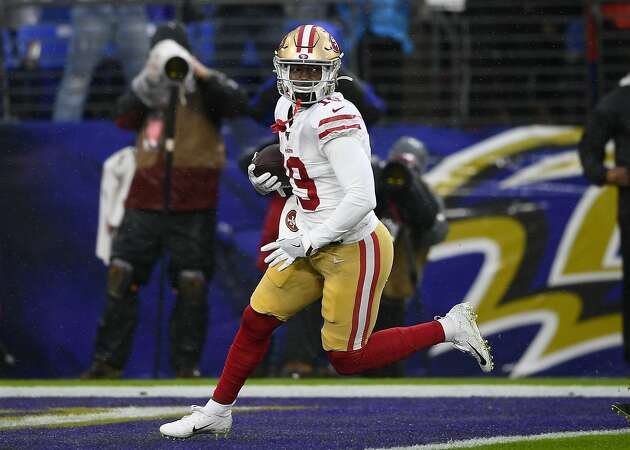For the 49ers' wide-receiver group, can three be enough?