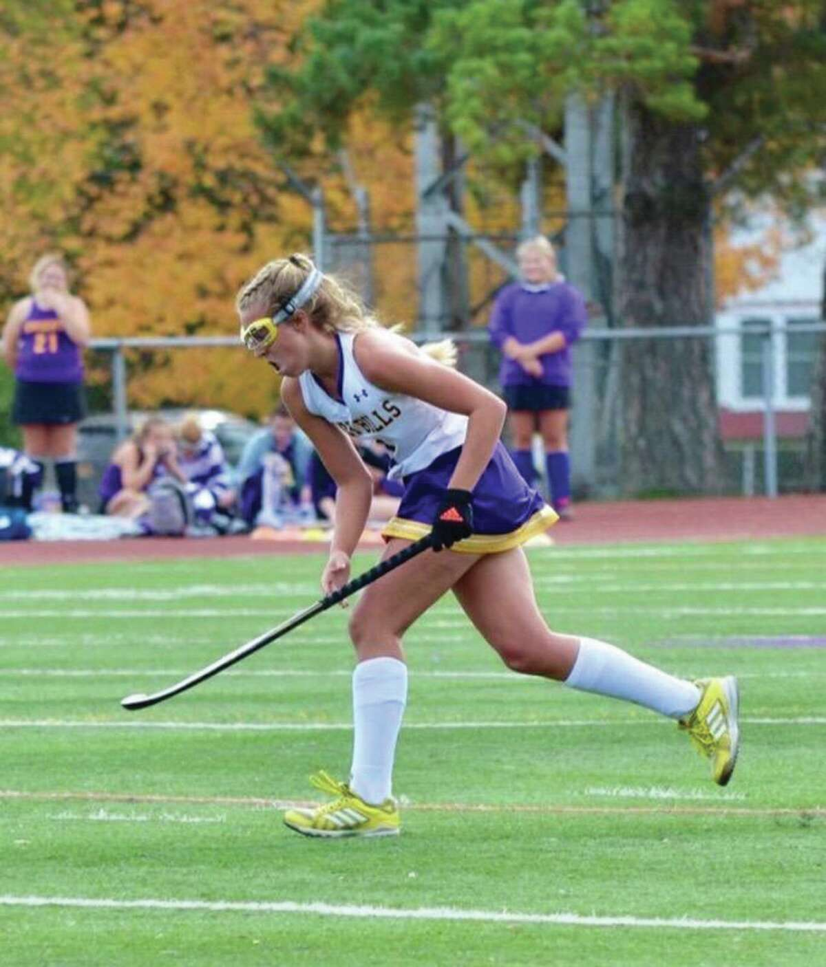 Field hockey: Taryn Ringer from Johnstown. Read more.