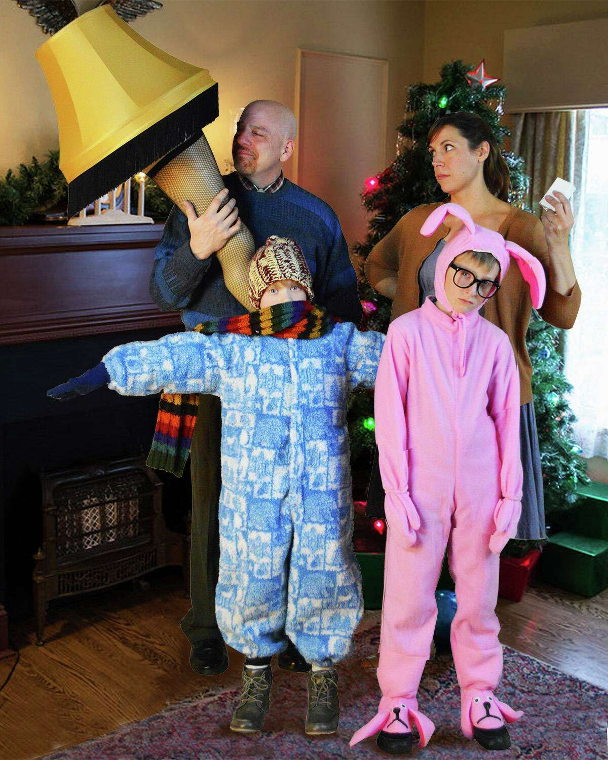 """Landmark Community Theatrewill stage the play,""""A Christmas Story"""" based on the beloved major motion picture, opening Dec. 7."""
