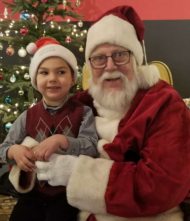 Waterbury's Mattatuck Museum is offering a variety of programs in December, including a chance for children to meet with Santa Claus. Photo: Contributed Photo /
