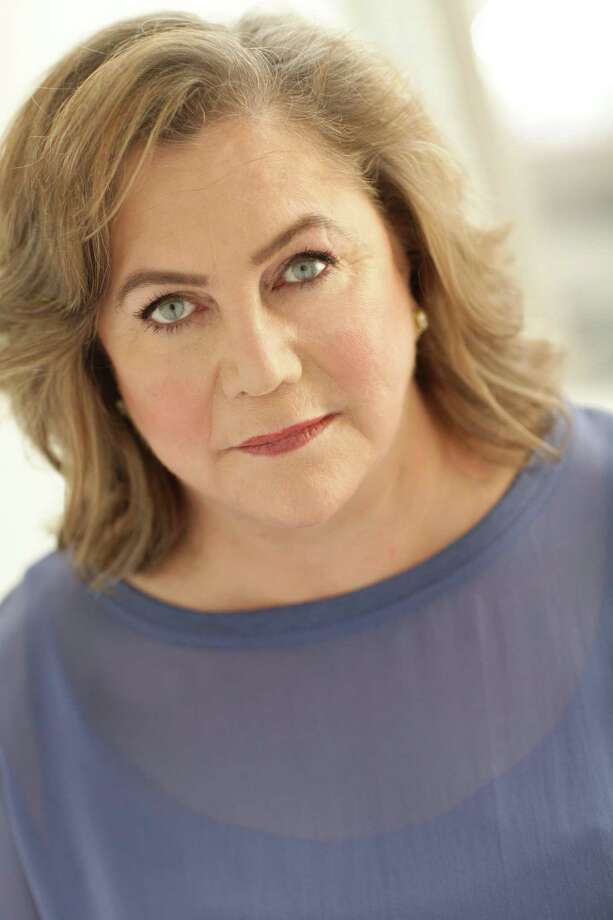 "The New Haven Symphony Orchestra and Ivoryton Playhouse will partner to present a very special production of ""A Christmas Carol"" with Academy Award-nominated and Golden Globe winner Kathleen Turner in the role of Ebenezer Scrooge and Tony award winner, James Naughton, as Marley and the Ghosts. Photo: Contributed Photo"