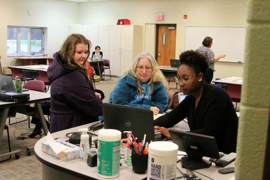 Michigan Gov. Gretchen Whitmer has issued a statewide challenging every high school to increase their FAFSA completion rate among graduates of the Class of 2020. Michigan's 2019 FAFSA completion rate was 55.9%, which was a decrease of 0.7% from the previous year. MCAN seeks to achieve a statewide FAFSA completion rate of 75% in 2020. (File photo)