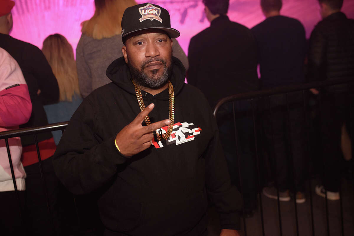 Bun B at White Oak Music Hall to see Megan Thee Stallion in Concert for Red Bull near Downtown Houston on Tuesday, December 3, 2019