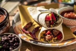 Mexican cuisine, burrito