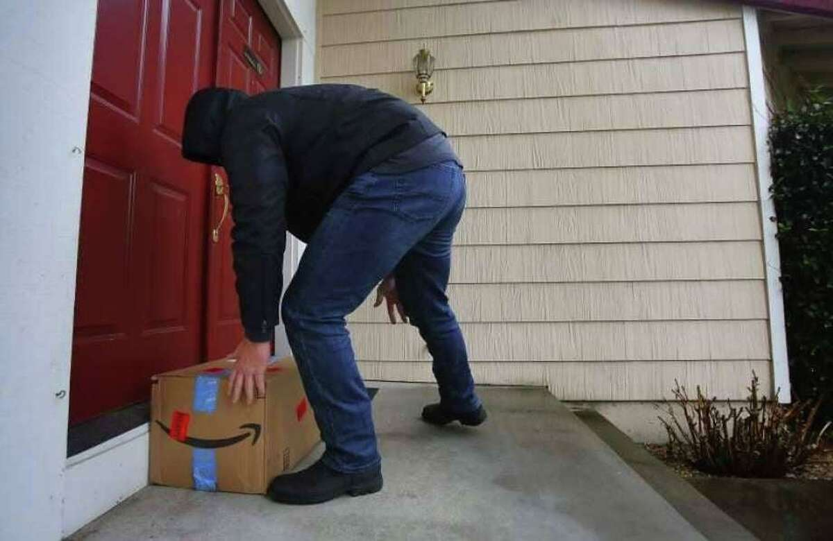 The San Francisco metro area leads the nation in package theft, according to a new study by Safewise, a company that reviews home security systems.