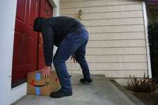 """""""Tis' the season....for porch thieves, also known as porch pirates! These criminals choose to steal the packages straight off your property,"""" the Easton Police Department said Tuesday."""