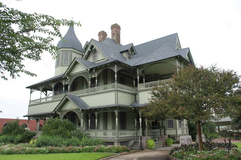 Among places to see on a weekend visit  in Orange, Texas: the W.H. Stark House and the Stark Museum of Art. Photo: Betty Luman / Betty Luman / © 2012  Houston Chronicle