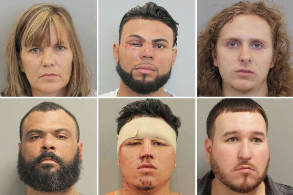 >> Click through the following gallery to see mugshots of the 19 people arrested on intoxication manslaughter cases in Harris County during 2019.