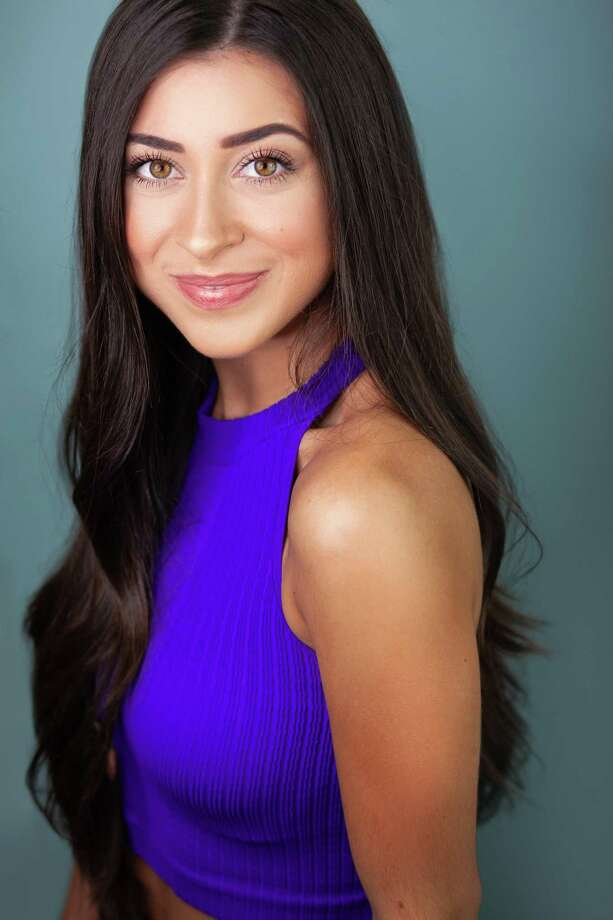 """Sophie Braud had dreams of dancing and performing in front of audiences as a young girl. Those dreams are coming to life and bringing her back home to Orange.Braud, who started dancing at the age of 2, is now 23 years old and a part of the Broadway touring cast for """"Escape to Margaritaville"""" that's making a stop at 7 p.m. on Saturday, Dec. 7, at the Lutcher Theater in Orange. Photo: Courtesy Photo / Courtesy Photo"""