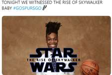 @spurs_legacy: TONIGHT WE WITNESSED THE RISE OF SKYWALKER BABY #GOSPURSGO