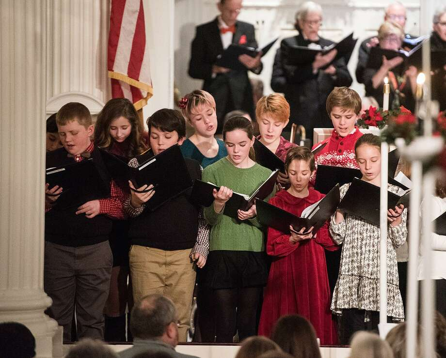 The St. Stephen's Choristers will be featured at the annual Carols by Candlelight concert. Photo: Scott Mullin. / BryanHaeffele