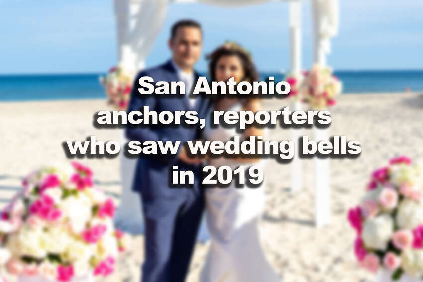 >>>>Click through the gallery to see which San Antonio TV personalities walked down the aisle or got engaged >>>>