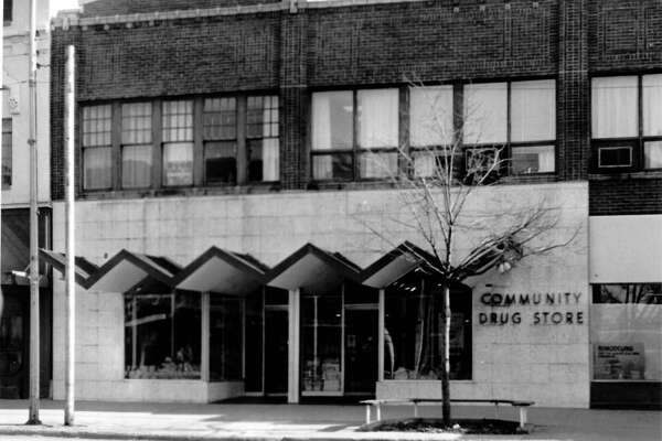 Community Drug Store, 311 E. Main St., downtown Midland.