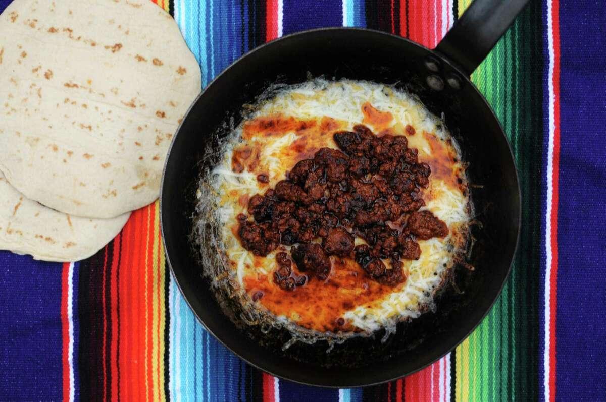 "Grandma Alice's Chipotle Chorizo from ""Amá: A Modern Tex-Mex Kitchen"""