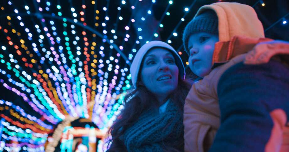 Grand Prairie Lights is an attraction in the Texas city of Grand Prairie that features a holiday drive-thru experience for the whole family. 