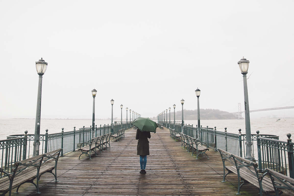 More rain is in the forecast for the Bay Area this week.
