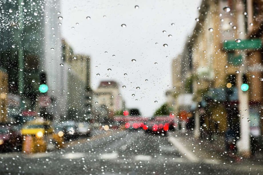 More rain in the forecast for the Bay Area. Photo: Getty Images