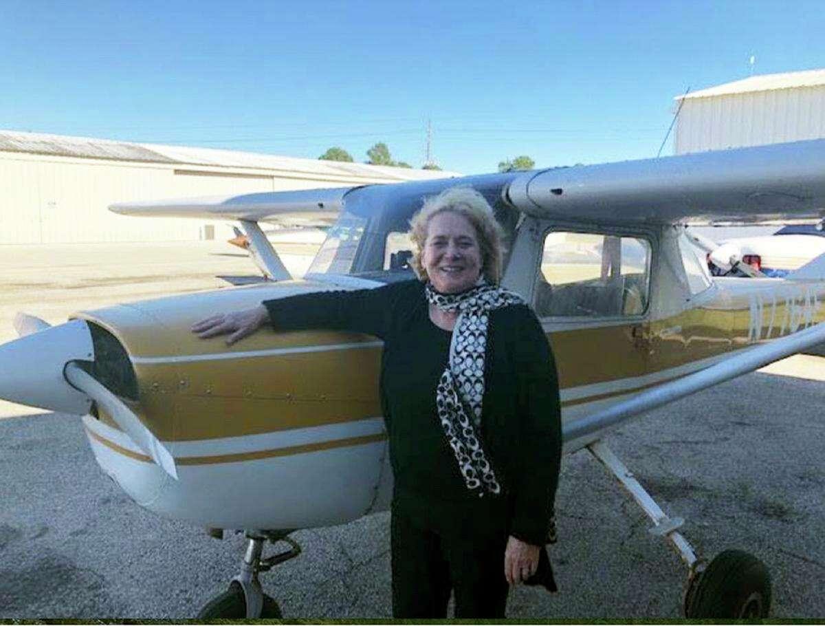 Flight instructor Maureen Garrow, 71, of Spring, was one of the three victims killed in Sunday's plane crash in San Antonio.