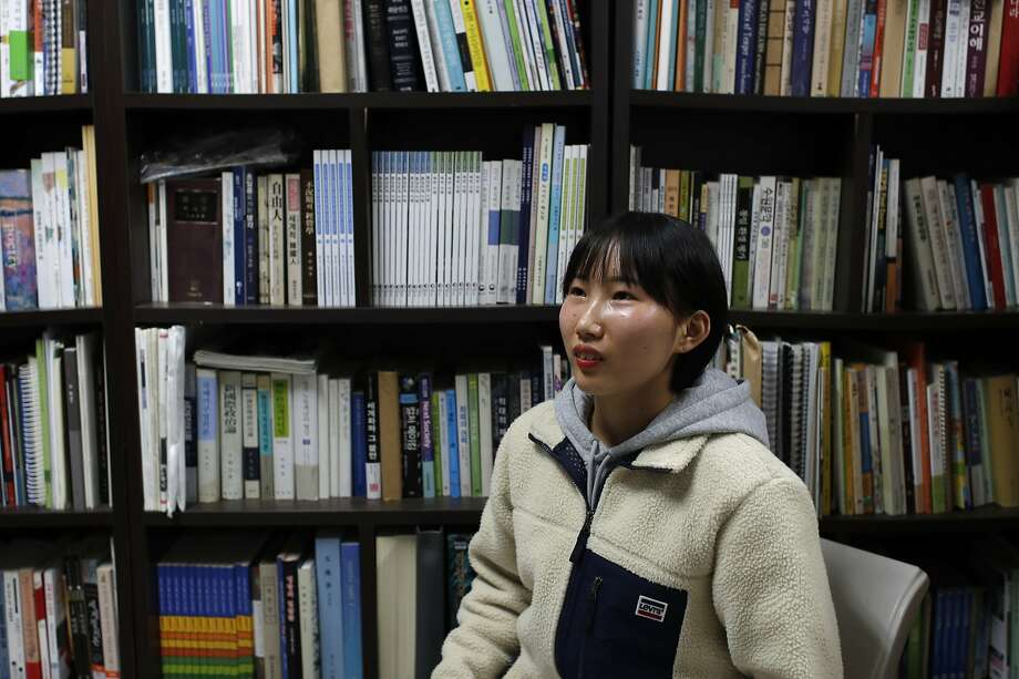 Song Hong Ryon and other children of North Korean and Chinese parents often face an identity crisis, a language barrier, public indifference and poor government assistance in South Korea. Photo: Lee Jin-man / Associated Press
