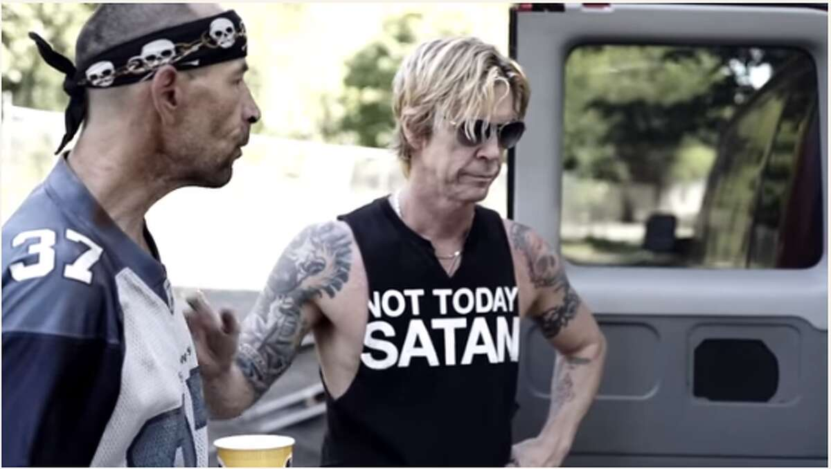 Guns N' Roses bassist Duff McKagan released a new music video meant to raise awareness for homelessness in Seattle and across the country, featuring video of people sleeping on the streets and in tents, and photos of individuals experiencing homelessness. Watch the video here: https://www.propeller.la/coldoutside