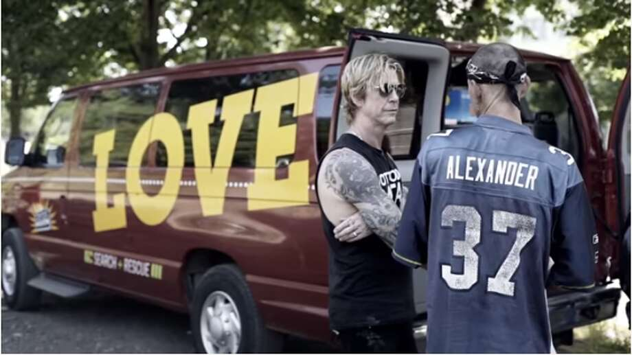 Guns N' Roses bassist Duff McKagan released a new music video meant to raise awareness for homelessness in Seattle and across the country, featuring video of people sleeping on the streets and in tents, and photos of individuals experiencing homelessness.