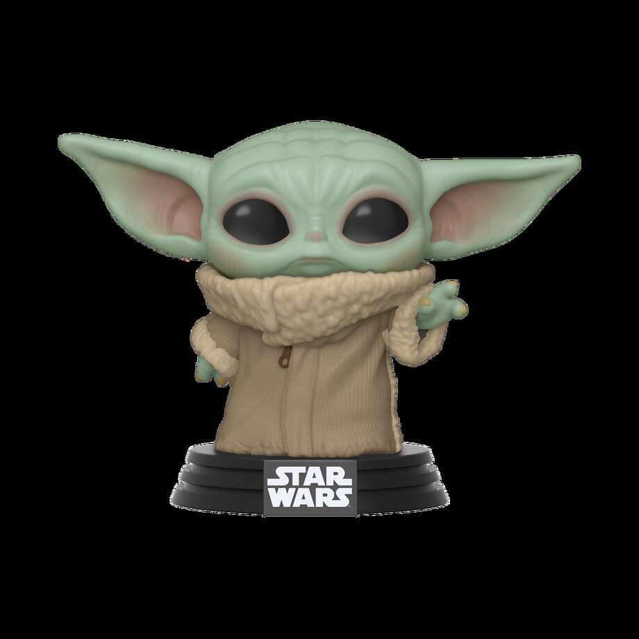 Baby Yoda Funko POP! figurine at Walmart