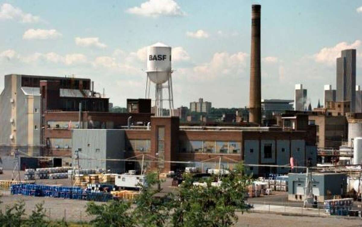 BASF plant Tuesday June 22, 1999, in Rensselaer, N.Y.