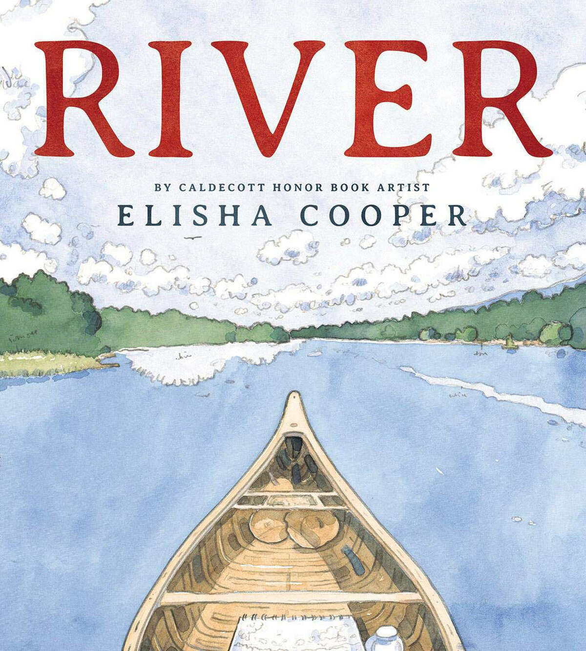 Elisha Cooper, The Open Door Bookstore & Gift Gallery, 128 Jay St., Schenectady. 1 p.m. Saturday. Free. 518-346-2719 or opendoor-bookstore.com. The author signs his new childen's book