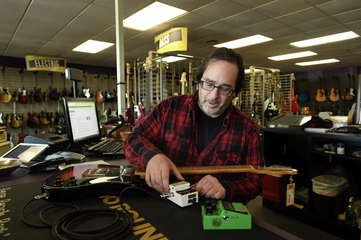 Music Go Round is part of a 38-store franchise headquartered in Minneapolis
