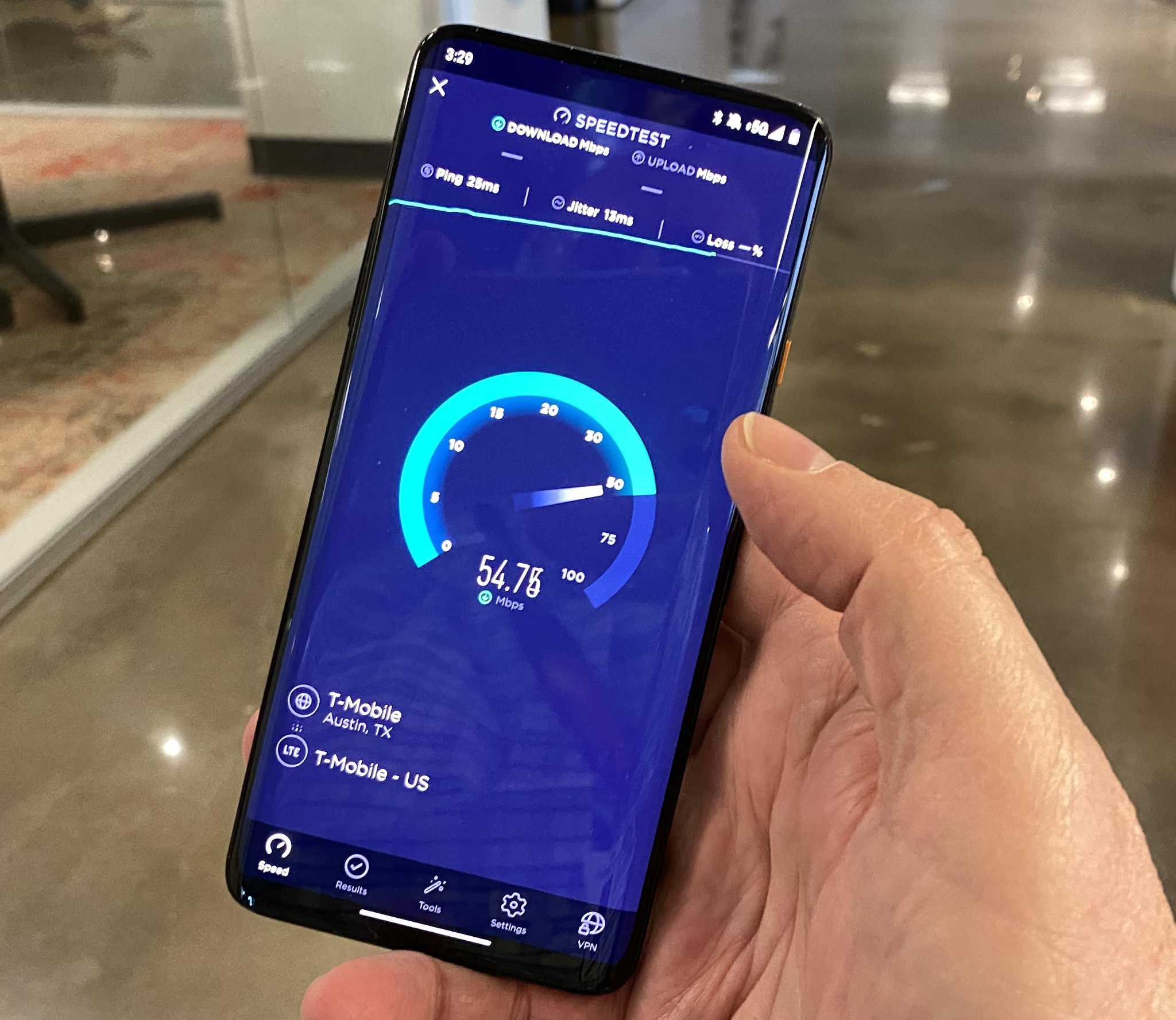 Review: T-Mobile's 5G feels like 4G, but sometimes it's worse