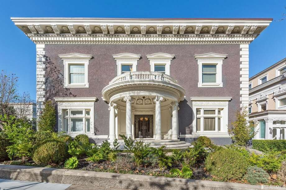 The home kept its historic facade while most of the interior was given over to the designers. Photo: OpenHomes Photography