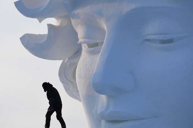 """50 amazing snow and ice sculptures from around the world Ice sculptures have a rich history, and evidence suggests people may have been carving ice as early as 600 B.C. However, as tools and technology advanced, ice sculptures didas well. In the 1600s, fishermen in the China province of Heilongjiang would freeze water inside buckets, and then remove the buckets and put a candle inside to create ice lanterns-a tradition still celebrated today at the Harbin International Ice and Snow Festival. Later, in 1739, Russian empress Anna Ivanovna had an """"ice palace"""" built out of ice from the Neva River to host special events. Artist Valery Ivanovich Jacobi memorialized this ice palace in an oil painting in 1878. Today, artists around the world have created memorable sculptures out of ice and snow, but even still, there isn't one clear, prescriptive way to set about sculpting the frozen elements. However, snow is often compressed and packed down, and then ice sculptors use tools like ice chippers, chisels, and sheetrock saws to cut through large swaths of snow, and machetes for finer details. Some artists even use sandpaper. Ice and snow sculptures don't last forever, of course. The time you can expect an ice or snow sculpture to stay standing depends on the size, temperature, sunlight, and air circulation. It's estimated that a single-block ice sculpture will last about 12 hours at a temperature of 50 degrees Fahrenheit. Arguably the best way to experience what artists can do with a block of snow or ice is to attend an ice or snow festival that features sculptures from different creators. These festivals are often held in locations with cold climates, such as Sweden, Canada, or Mongolia. But if you can't make it to a festival this winter, Stacker has compiled a collection of 50 amazing snow and ice sculptures from different ice and snow festivals around the world. Read on to see the imaginative creations thatare here to stay-at least in picture form. You may also like:50 famo"""
