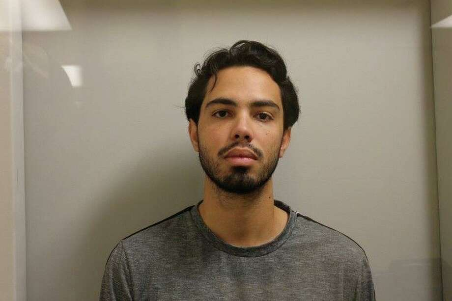 Ricardo Ferraz DeOliveira Guedes, 22, was charged Wednesday, Dec. 4, 2019 with assault in the first degree in connection with a stabbing in Bethel. Photo: Contributed Photo/Bethel Police Department / Contributed / The News-Times Contributed